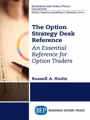 cover image of The Option Strategy Desk Reference