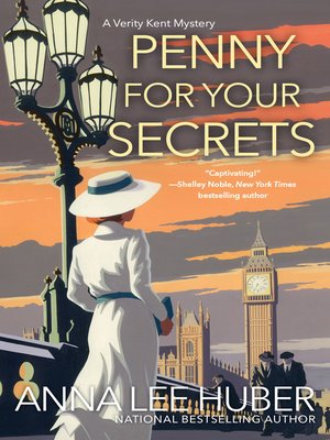 cover image of Penny for Your Secrets