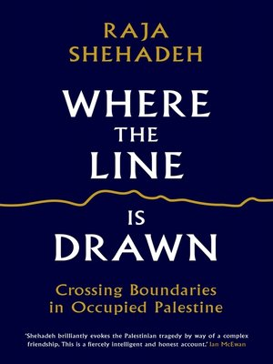 cover image of Where the Line is Drawn