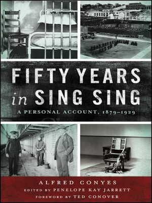 cover image of Fifty Years in Sing Sing