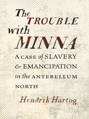 cover image of The Trouble with Minna