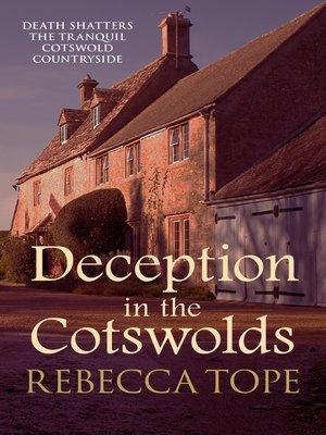 cover image of Deception in the Cotswolds