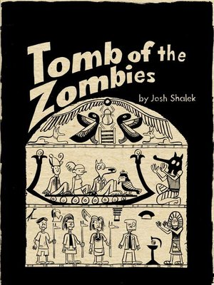 cover image of Tomb of the Zombies