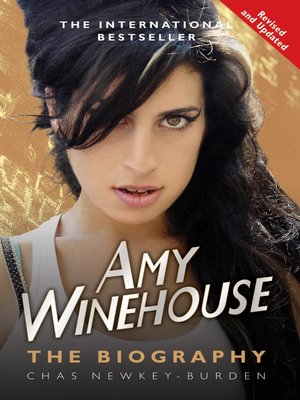 cover image of Amy Winehouse