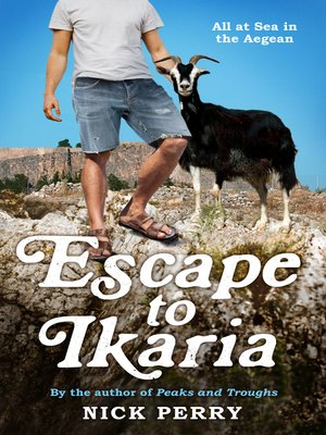 cover image of Escape to Ikaria
