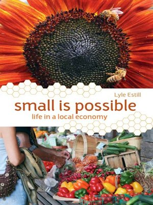 cover image of Small is Possible