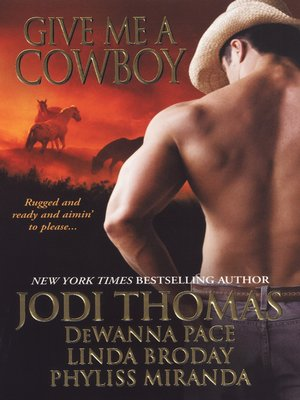 cover image of Give Me a Cowboy