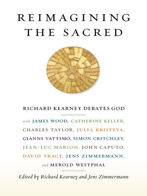 cover image of Reimagining the Sacred