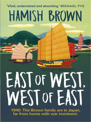 cover image of East of West, West of East