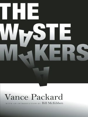 cover image of The Waste Makers