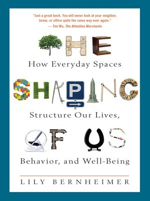 cover image of The Shaping of Us