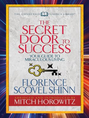 cover image of The Secret Door to Success (Condensed Classics)