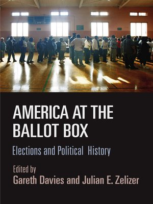 cover image of America at the Ballot Box