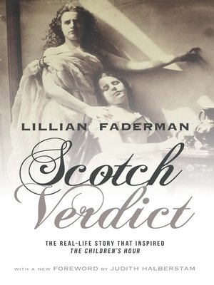 cover image of Scotch Verdict