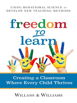 cover image of Freedom to Learn