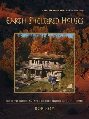 cover image of Earth-Sheltered Houses