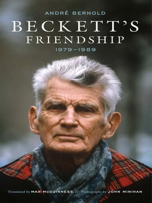 cover image of Beckett's Friendship