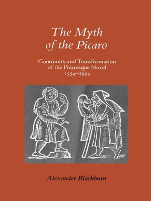 cover image of The Myth of the Picaro