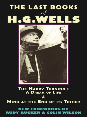 cover image of The Last Books of H.G. Wells