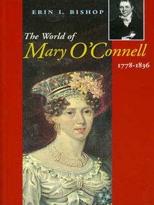 cover image of The World of Mary O'Connell 1778-1836