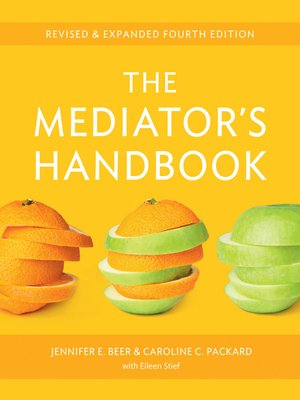 cover image of The Mediator's Handbook