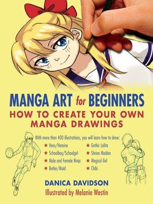 cover image of Manga Art for Beginners