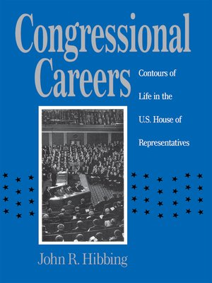 cover image of Congressional Careers