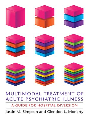 cover image of Multimodal Treatment of Acute Psychiatric Illness