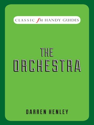 cover image of The Orchestra