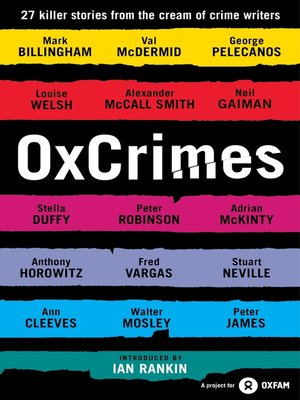 cover image of OxCrimes