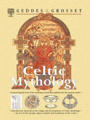 cover image of Celtic Mythology