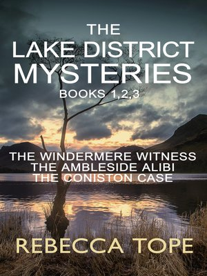 cover image of The Lake District Mysteries--Books 1, 2, 3