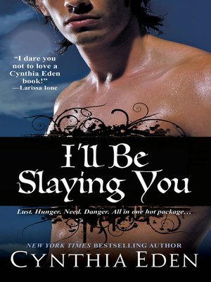 cover image of I'll Be Slaying You