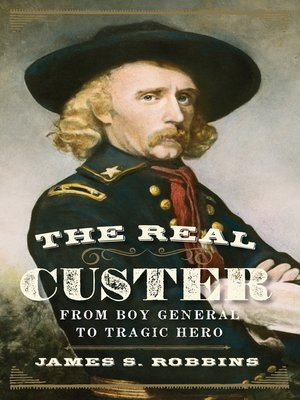 cover image of The Real Custer