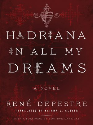 cover image of Hadriana in All My Dreams