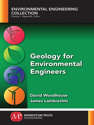 cover image of Geology for Environmental Engineers