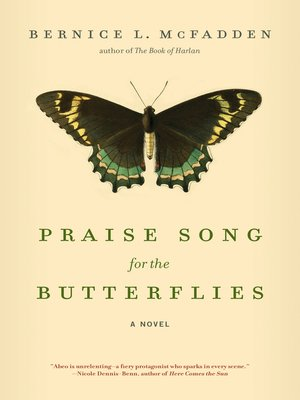 cover image of Praise Song for the Butterflies