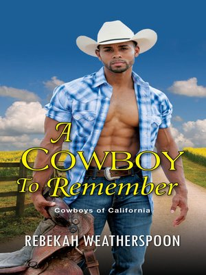 cover image of A Cowboy to Remember