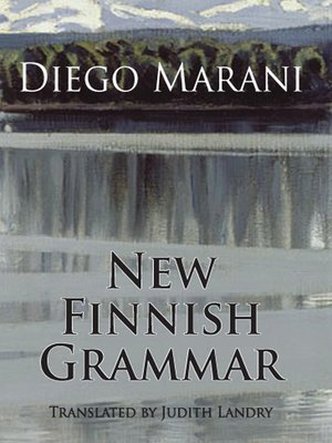 cover image of New Finnish Grammar