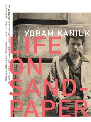 cover image of Life on Sandpaper