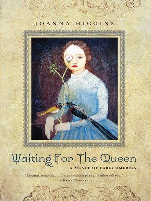 cover image of Waiting for the Queen