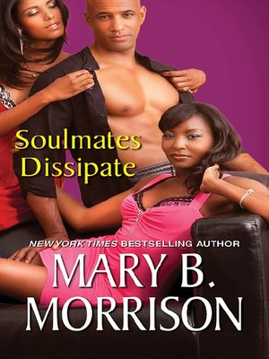 cover image of Soulmates Dissipate