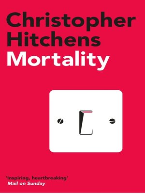 cover image of Mortality
