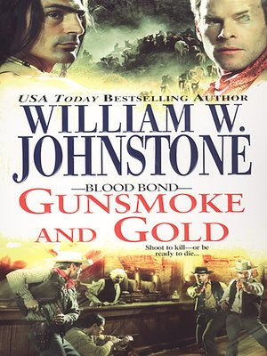 cover image of Gunsmoke and Gold