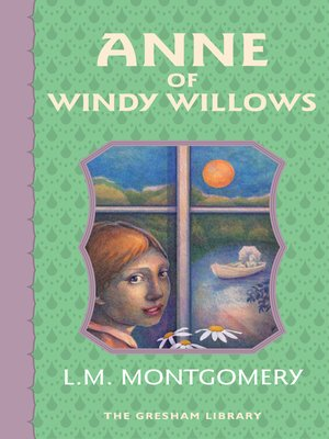 cover image of Anne of Windy Willows