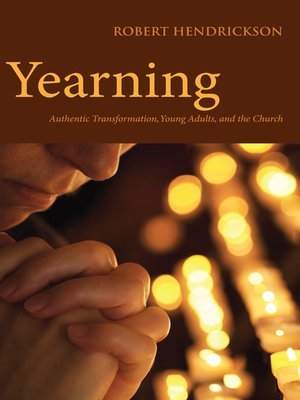 cover image of Yearning