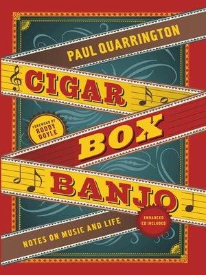 cover image of Cigar Box Banjo