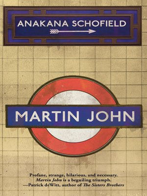 cover image of Martin John