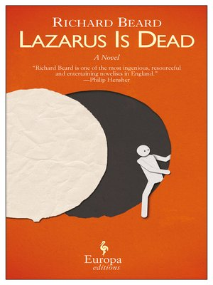 cover image of Lazarus is Dead