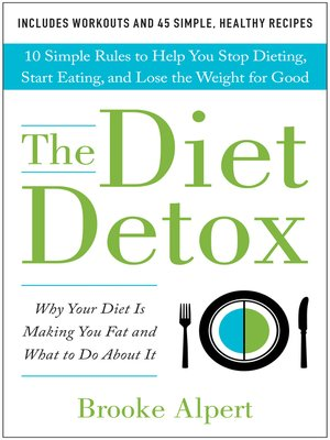 cover image of The Diet Detox